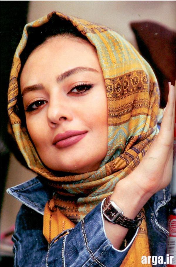 یکتا ناصر در سری عکس های بازیگران