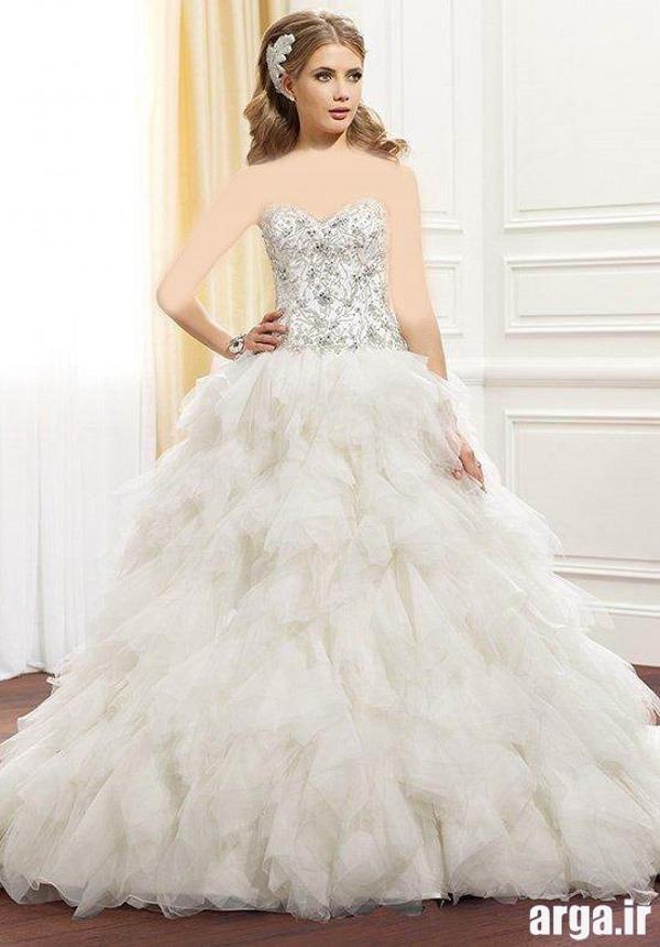 زیباترین لباس عروس جدید