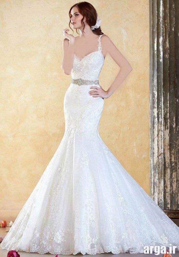 لباس عروس جدید و دلنشین