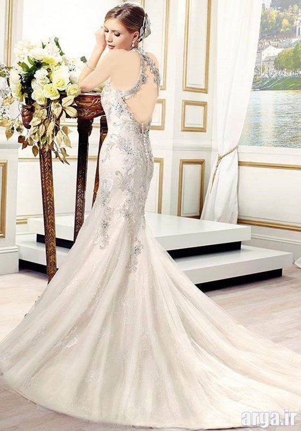 لباس عروس مدرن