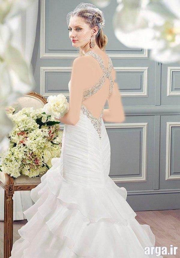زیباترین لباس عروس مدرن
