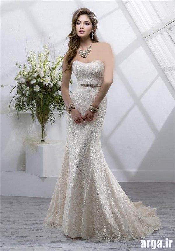زیباترین لباس عروس سال