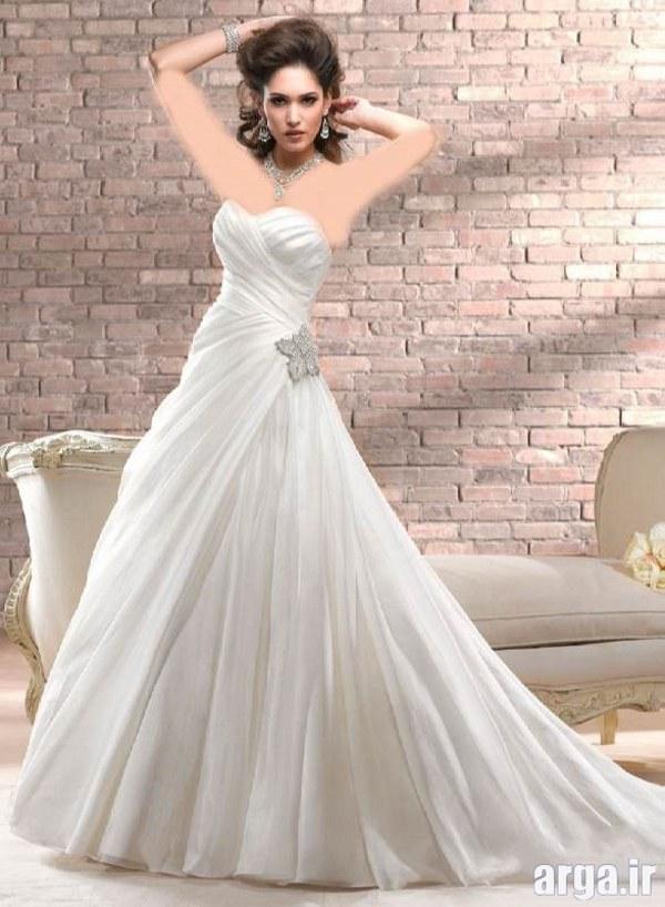 زیباترین لباس عروس جذاب
