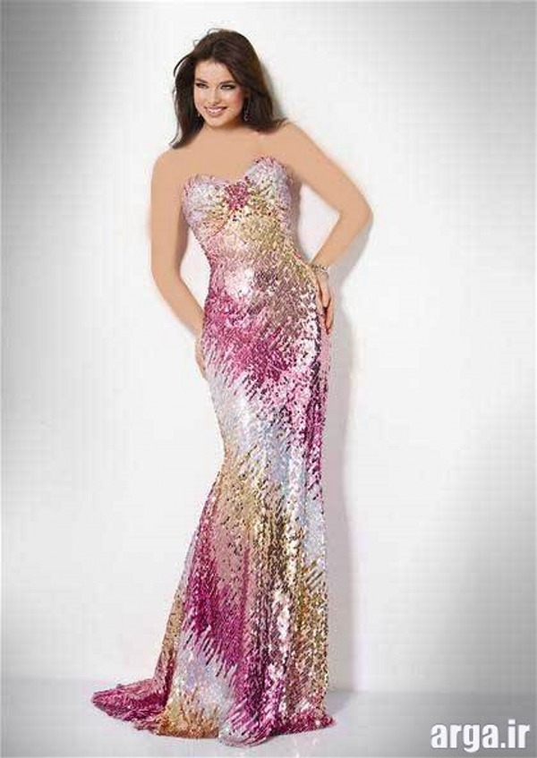 زیباترین مدل های لباس شب باکلاس