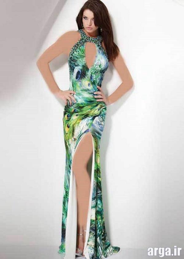زیباترین مدل های لباس شب شیک