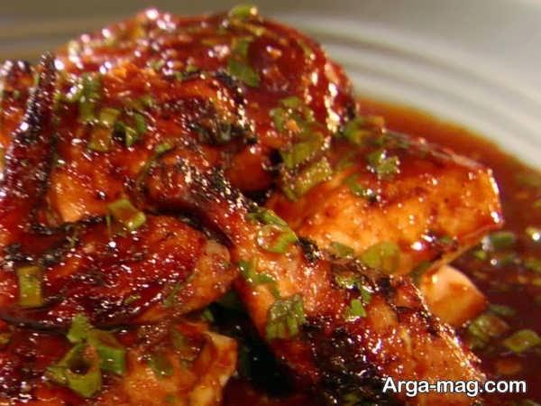 روش طبخ خوراک مرغ