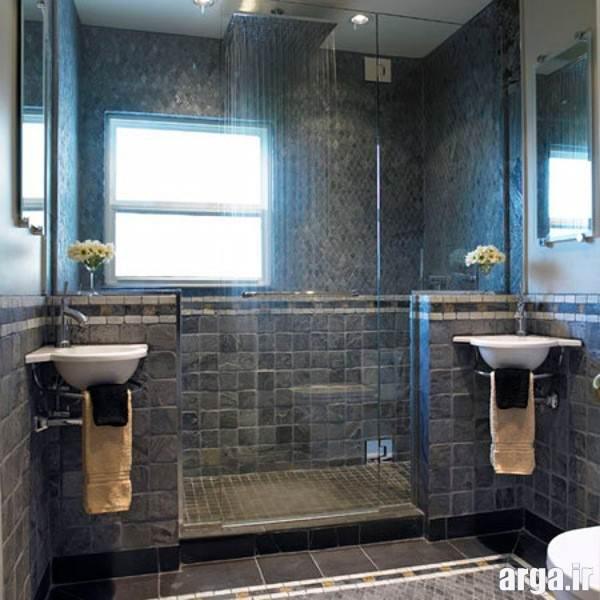چیدمان داخلی حمام