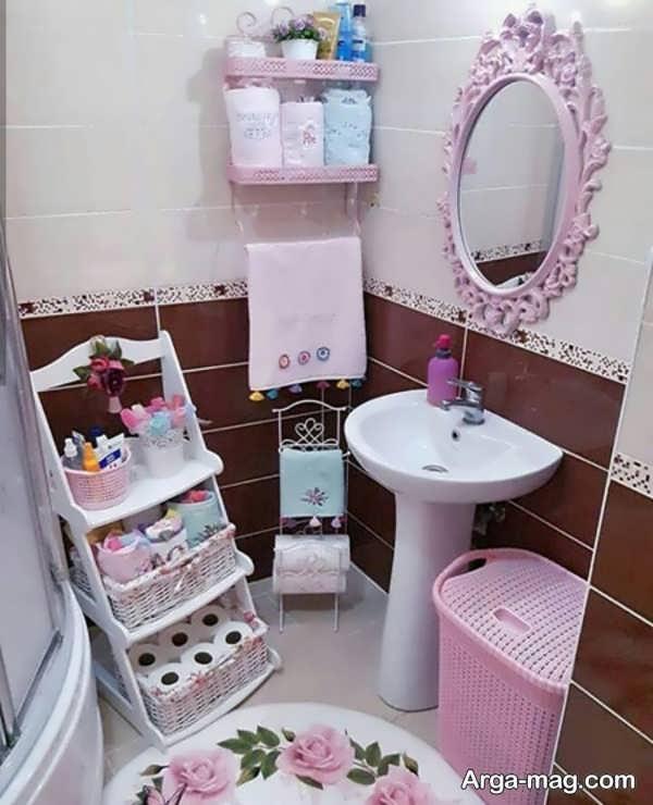 زیباترین تزیینات حمام عروس