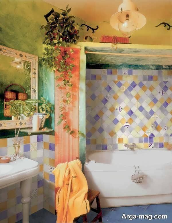 تزیینات منحصر به فرد حمام عروس