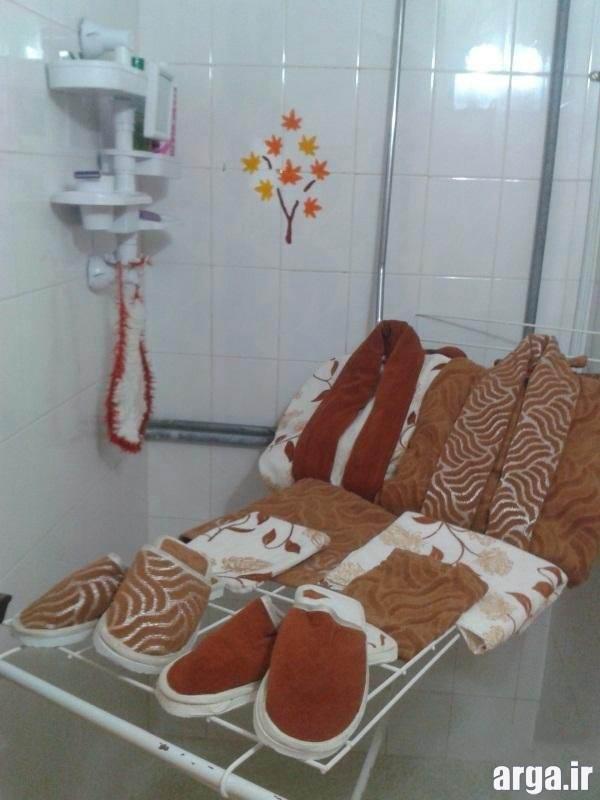 تزیین حمام عرس