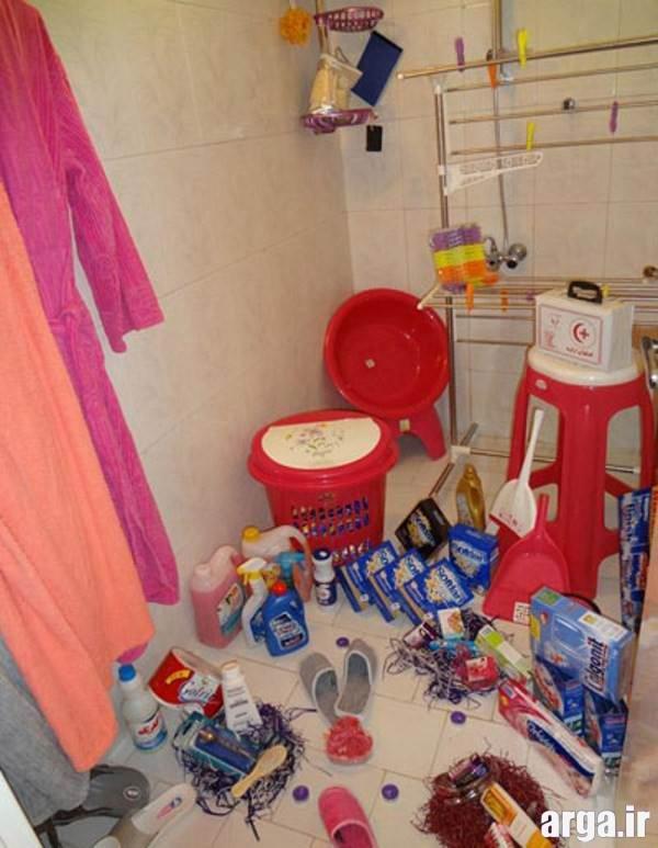 تزیینات حمام عروس