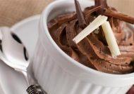 طرز تهیه موس شکلات