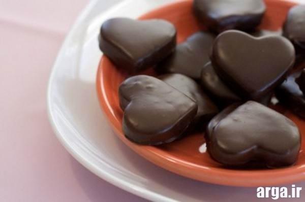 ساخت شکلات با کاکائو