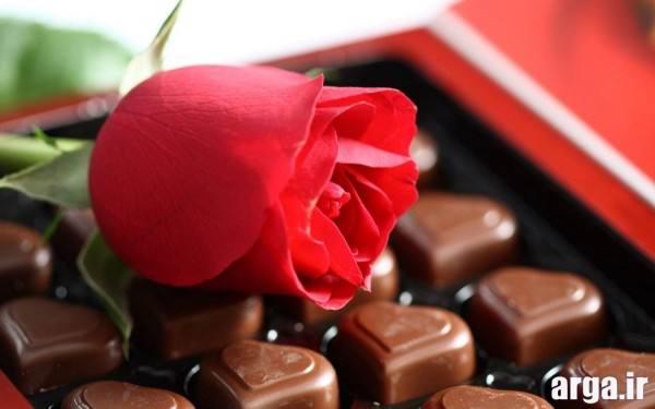 شکلات خانگی با کاکائو