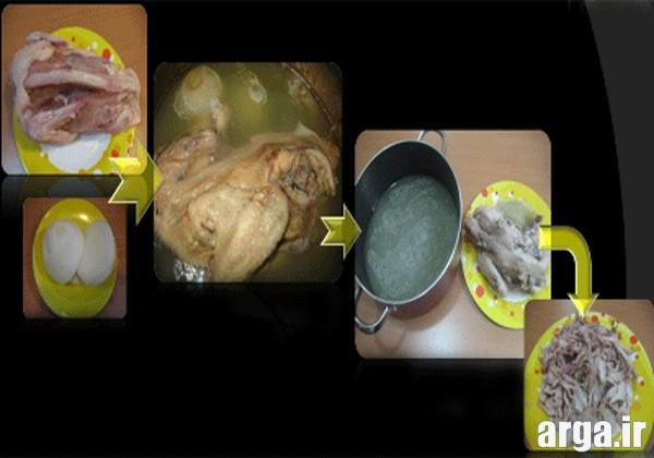 پخت آسان سوپ مرغ