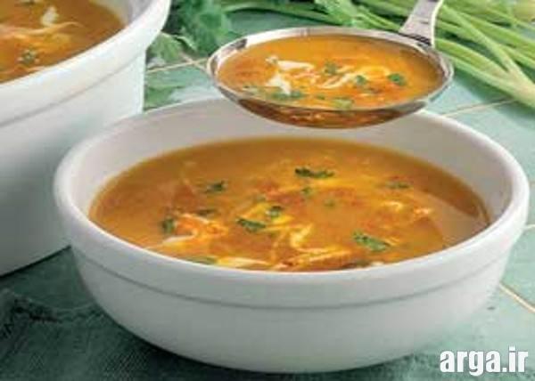 طرز تهیه سوپ مرغ