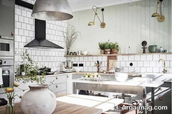 انواع تزیینات آشپزخانه