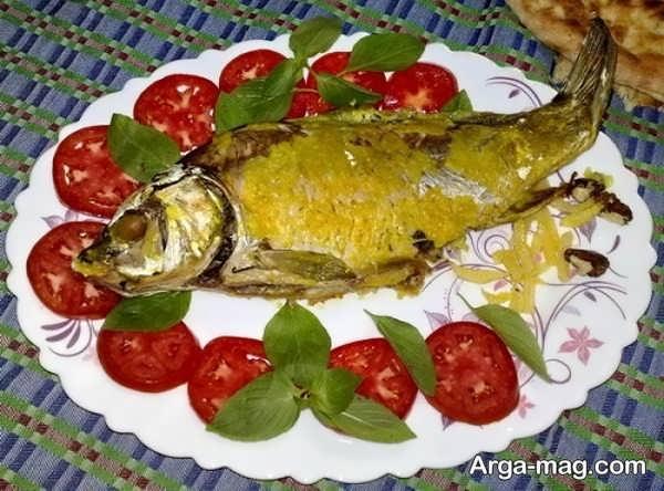 تزیینات ماهی