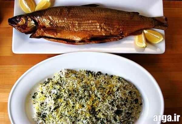 تزیین ماهی با ایده های ناب و جدید برای سفره های ایرانی