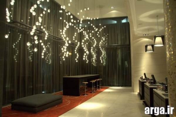 تزیین خانه با نور