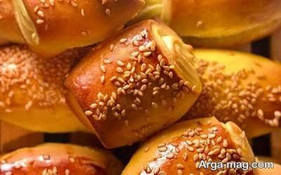روش تهیه شیرینی دانمارکی بدون فر