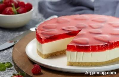 دستور تهیه چیز کیک سرد