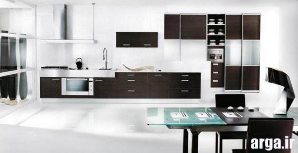 کابینت جدید و شیک آشپزخانه
