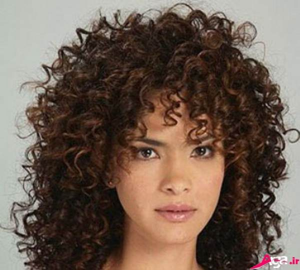 مدل جدید موی فر