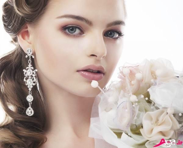 آرایش عروس جدید و متفاوت
