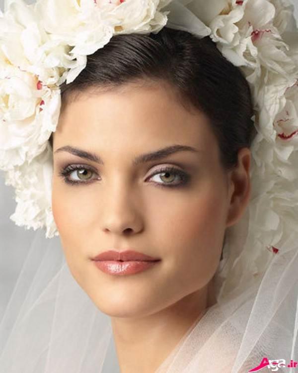 مدل میکاپ عروس ایرانی