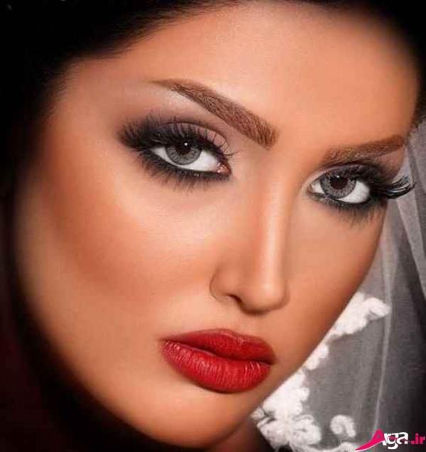 مدل آرایش شیک و جدید ایرانی