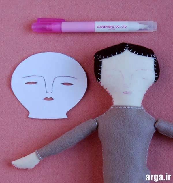 مدل عروسک