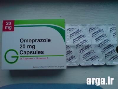 اطلاعات دارویی امپرازول