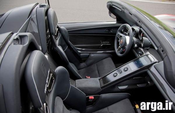 عکس چهارم پورشه مدل 918