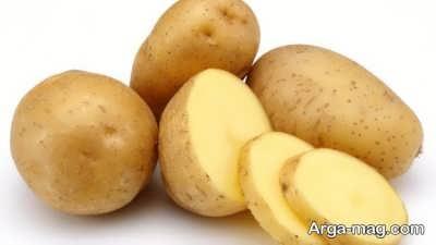 خاصیت سیب زمینی بر سلامت بدن