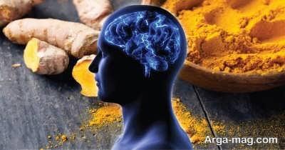 فواید زردچوبه برای تقویت مغز