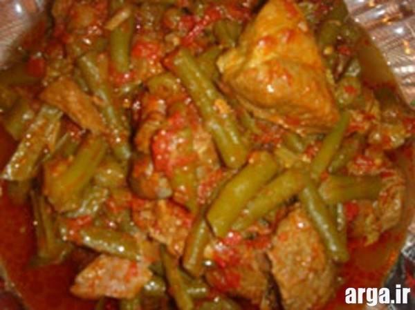 دستور پخت خوراک مرغ