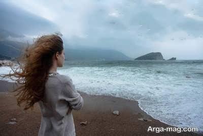 داستان عاشقانه دریای مواج