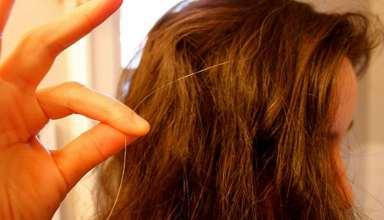 جلوگیری از سفید شدن مو