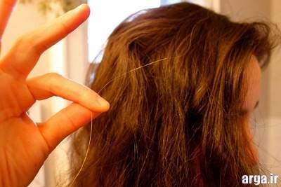ماسک ضد ریزش مو