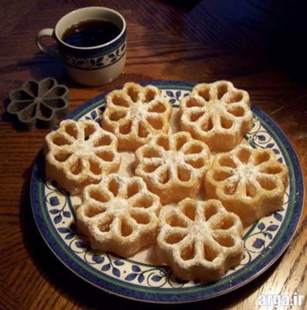 طرز تهیه نان پنجره ای