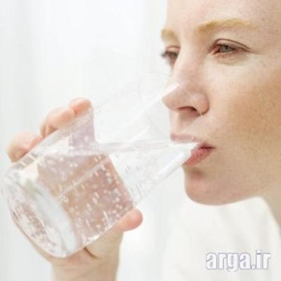 نقش آب در درمان اسهال