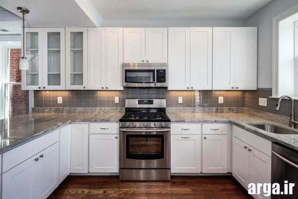 دکوراسیون آشپزخانه جدید و مدرن
