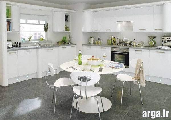 دکوراسیون آشپزخانه جدید
