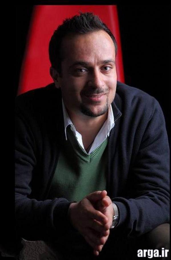 مهران فر در عکسی آتلیه ای
