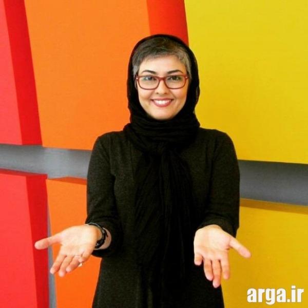 آناهیتا همتی در تصویر رنگی