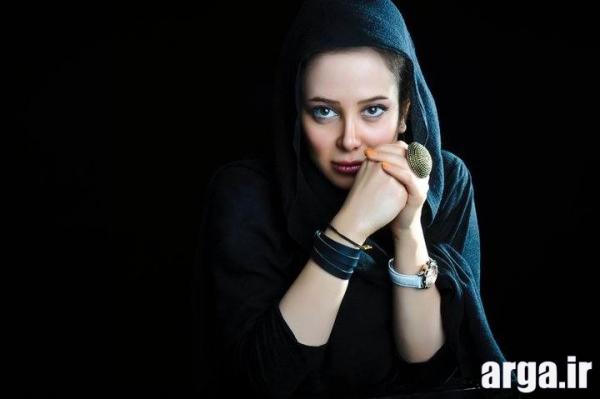 الناز حبیبی در تصویری زیبا
