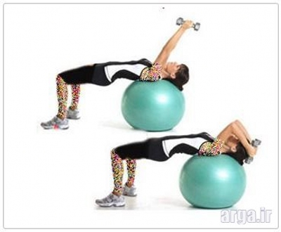 ورزش برای لاغری
