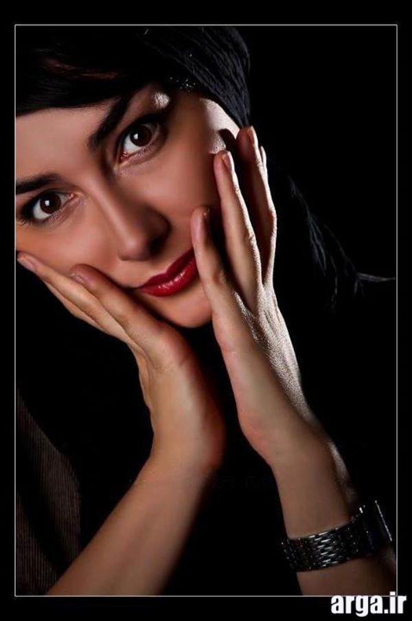 عکس آتلیه ای هانیه توسلی