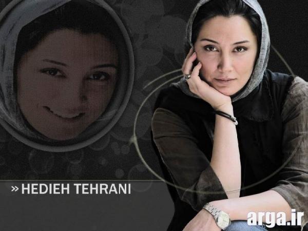 تهرانی در تصویری جذاب